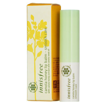 Innisfree - Canola Honey Lip Balm (Smooth Care) 3.5g