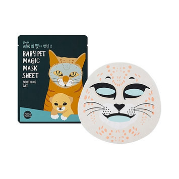 Holika Holika - Baby Pet Magic Mask Sheet (Soothing Cat) 1 sheet