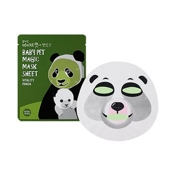 Holika Holika - Baby Pet Magic Mask Sheet (Vitality Panda) 1 sheet