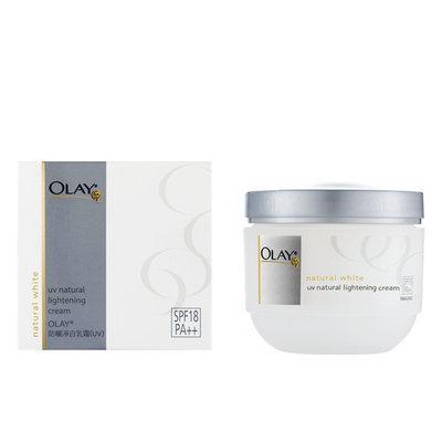 Olay Natural White UV Natural Lightening Cream SPF 18