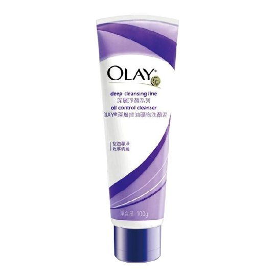 Olay Oil Contral Deep Cleansing Line Cleanser