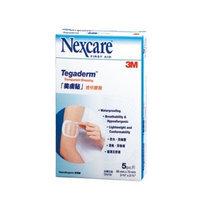 3M - Nexcare Tegaderm Transparent Dressing 5 pcs