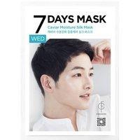 forencos - 7 Days Mask Caviar Moisture Silk Mask (Wednesday) 10 pcs