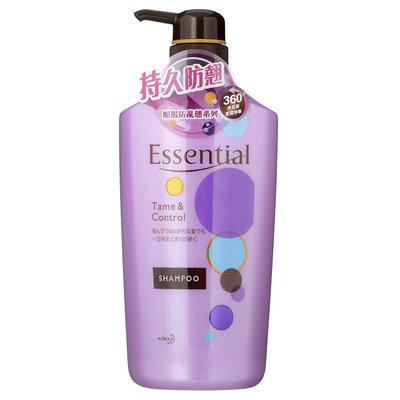 Kao - Essential Tame and Control Shampoo 750ml