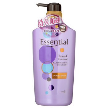 Kao - Essential Tame and Control Conditioner 750ml