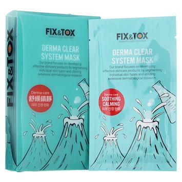 FIX & TOX - Derma Clear System Mask 23g x 7 pcs