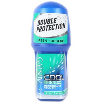 Mandom - Gatsby Cool Shock Deodorant Roll-On (Green Fougere) 50ml