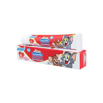 LION - Kodomo Xylitol Plus Special Toothpaste for Children (Strawberry) 40g