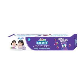 LION - Kodomo Xylitol Plus Special Toothpaste for Children (Grape) 40g