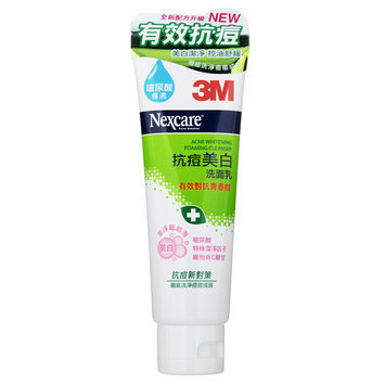 3M - Nexcare Acne Whitening Foaming Cleanser 100g
