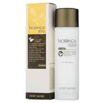 Secret Nature Moringa Seed Emulsion 130ml/4.39oz