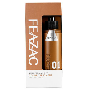 FEAZAC - Semi-Permanent Color Treatment (#01 Chestmnut) 150ml