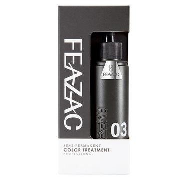 FEAZAC - Semi-Permanent Color Treatment (#03 Brownie) 150ml