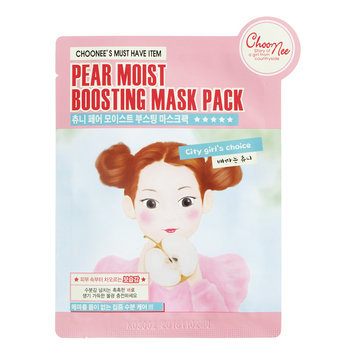 Choonee - Pear Moist Boosting Mask Pack 1 pc