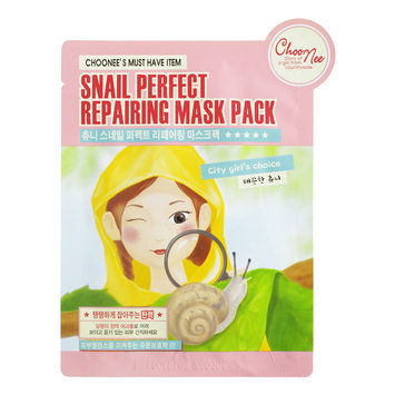 Choonee - Snail Perfect Repairing Mask Pack 1 pc