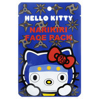Sanrio - Narikiri Face Pack Facial Beauty Mask (Hello Kitty) (Ninja) 1 pc