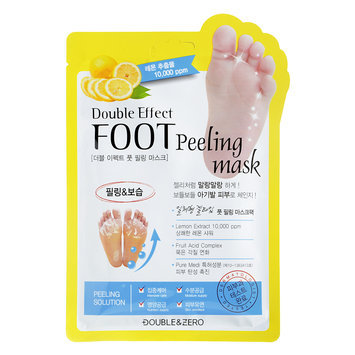 Double & Zero - Double Effect Foot Peeling Mask 1 pair