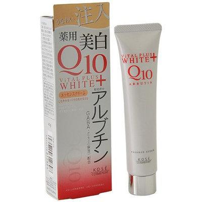 Kose - Q10 Vital Plus White Essence Cream 45g