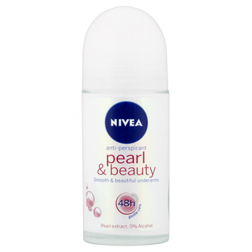 NIVEA - 48h Women Deo Roll-On (Pearl & Beauty) 50ml