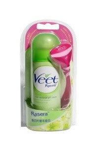 Veet - Rasera Bladeless Kit (Dry Skin) 145g