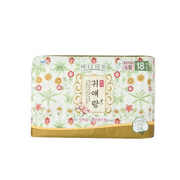 Sofy - Korean Herbal Sanitary Pads (21cm) 18 pcs