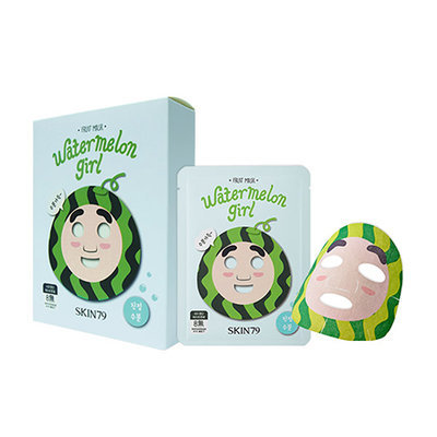 SKIN79 - Fruit Mask (Watermelon Girl) 10 pcs