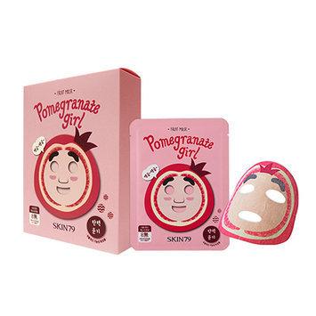 SKIN79 - Fruit Mask (Pomegranate Girl) 10 pcs