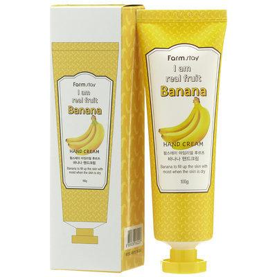 Farm Stay - I am Real Fruit Banana Hand Cream 100g