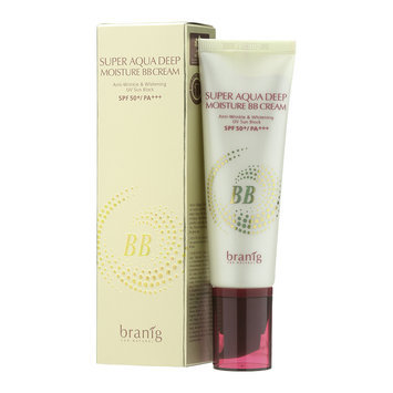 Branig Super Aqua Deep Moisture BB Cream SPF 50+/PA+++ 50g/1.7oz