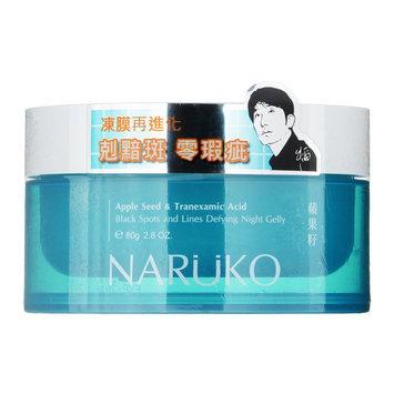 NARUKO - Apple Seed & Tranexamic Acid Black Spots and Lines Defying Night Gelly 80g/2.8oz
