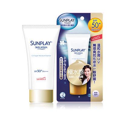 Mentholatum - Sunplay Skin Aqua UV Super Moisture Essence SPF 50+ PA++++ 50g