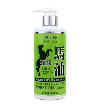 ADD+ - Horse Oil Moisture Skin Lotion (Green) 300ml