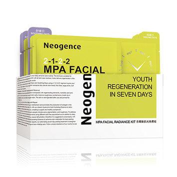 Neogence - MPA Facial Radiance Kit 7 pcs