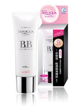 Mentholatum - Sunplay Skin Aqua Silky BB Cream SPF 35 PA++ 40g
