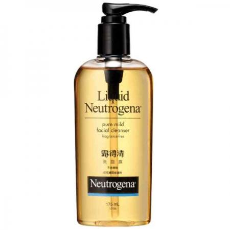 Neutrogena® Pure Mild Fragrance-Free Facial Cleanser