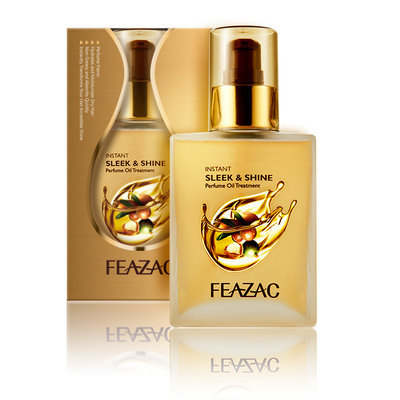 FEAZAC - Instant Sleek And Shine Perfume Oil Treatment 90ml