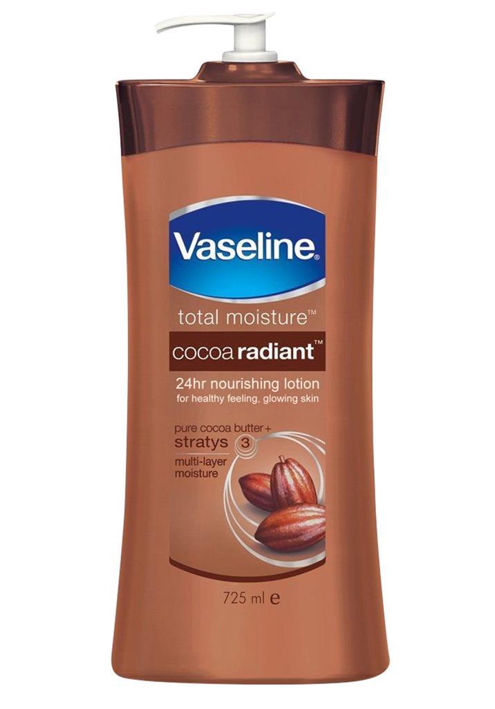 Vaseline - Total Moisture Lotion (Cocoa Radiant) 725ml