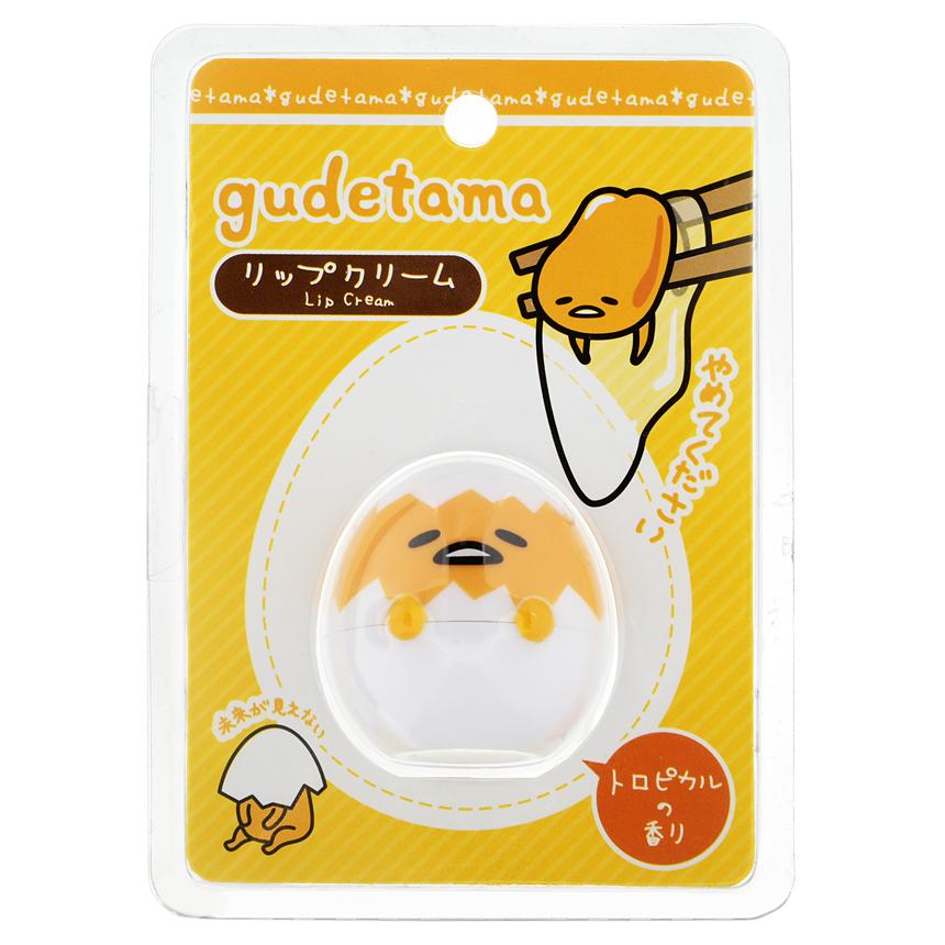 Sanrio - Gudetama Lip Cream (Tropical) 7.5g