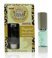 Cougar Beauty Products - Crystal Tooth Gloss (Apple) (Green) 15ml