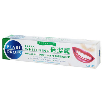 Pearl Drops - Smokers Toothpaste (Extra Whitening) 100g