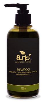 Sunki - Soapberry Shampoo with Polygonum 220ml