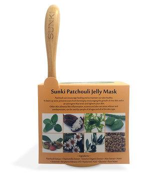 Sunki - Patchouli Jelly Mask 200g