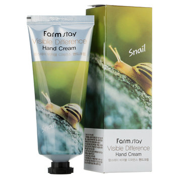 Farm Stay Visible Difference Hand Cream - Snail - 100ml/3.3oz