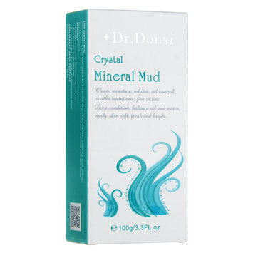 Dr.douxi DR. DOUXI Crystal Mineral Mud 100g