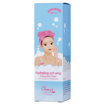 Choonee - Hydrating Soft Whip Cleansing Foam 120g