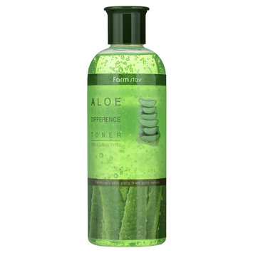 Farm Stay - Aloe Visible Difference Fresh Toner 350ml