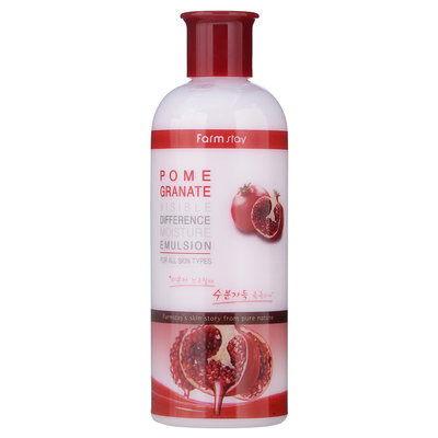 Farm Stay - Pomegranate Visible Difference Moisture Emulsion 350ml