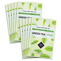 Etude House 0.2 Therapy Air Mask 1pc Green Tea
