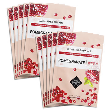 Etude House 0.2 Therapy Air Mask 1pc Pomegranate
