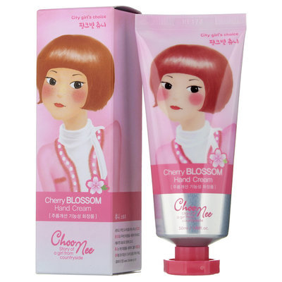 Choonee - Cherry Blossom Hand Cream 50ml